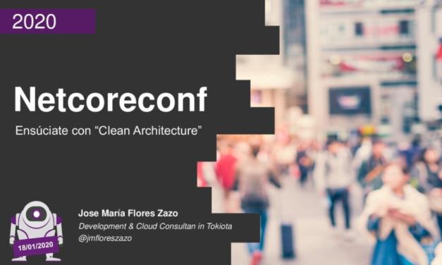 """Ensúciate con """"Clean Architecture"""""""
