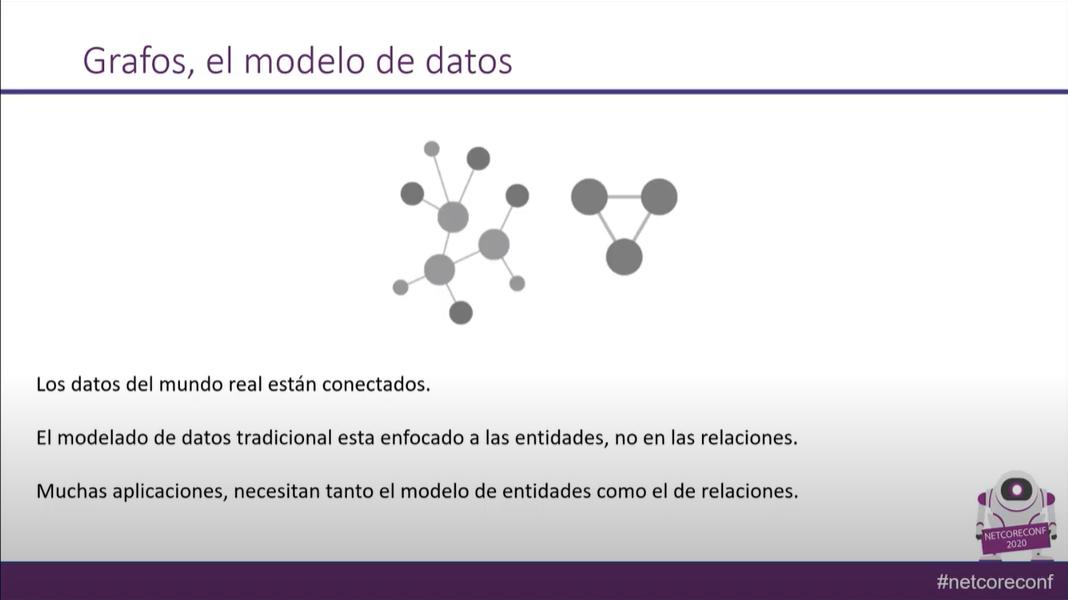 Grafos, la tercera vía para nuestros datos