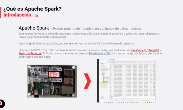 De 0 a 100: Apache Spark y Azure Databrick para .NET