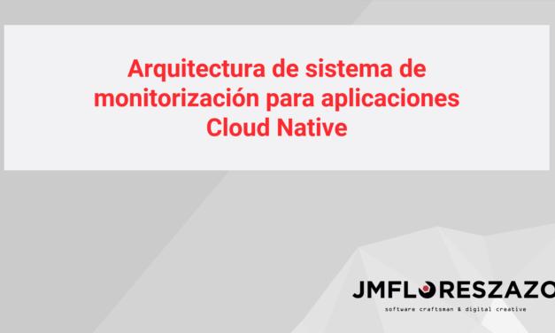 Monitorización moderna de aplicaciones