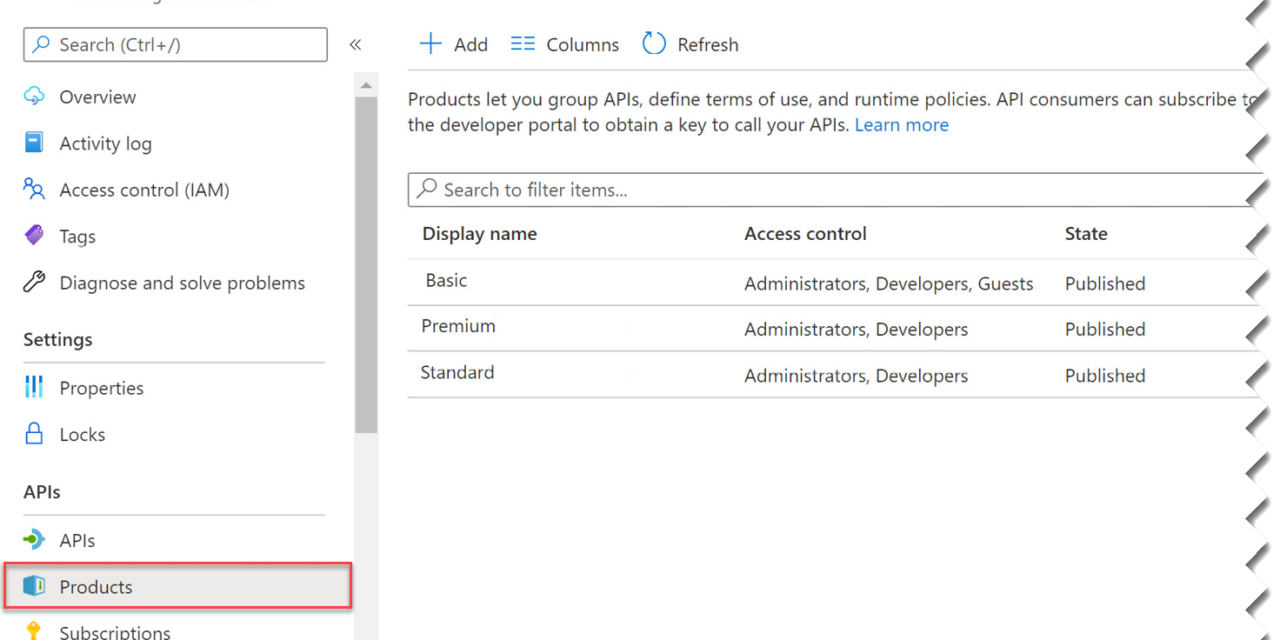 Monetizar un API, con Azure Api management