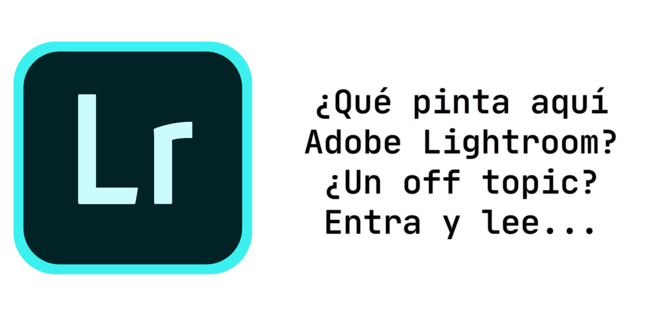 Keywords Lightroom en Español